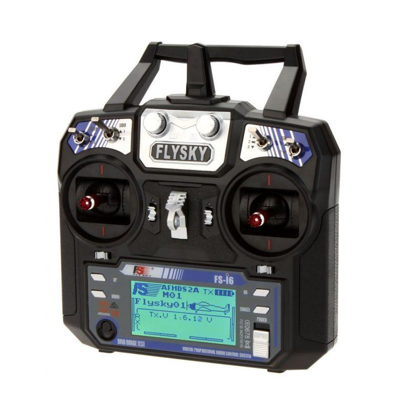 رادیو کنترل FlySky FS-i6