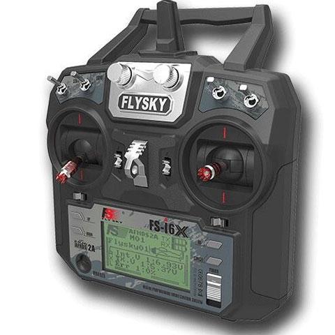 رادیو کنترل FlySky FS-i6X